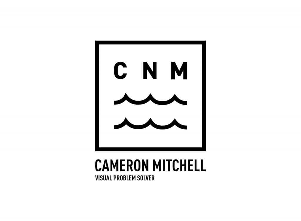 camnmitch personal brand logo