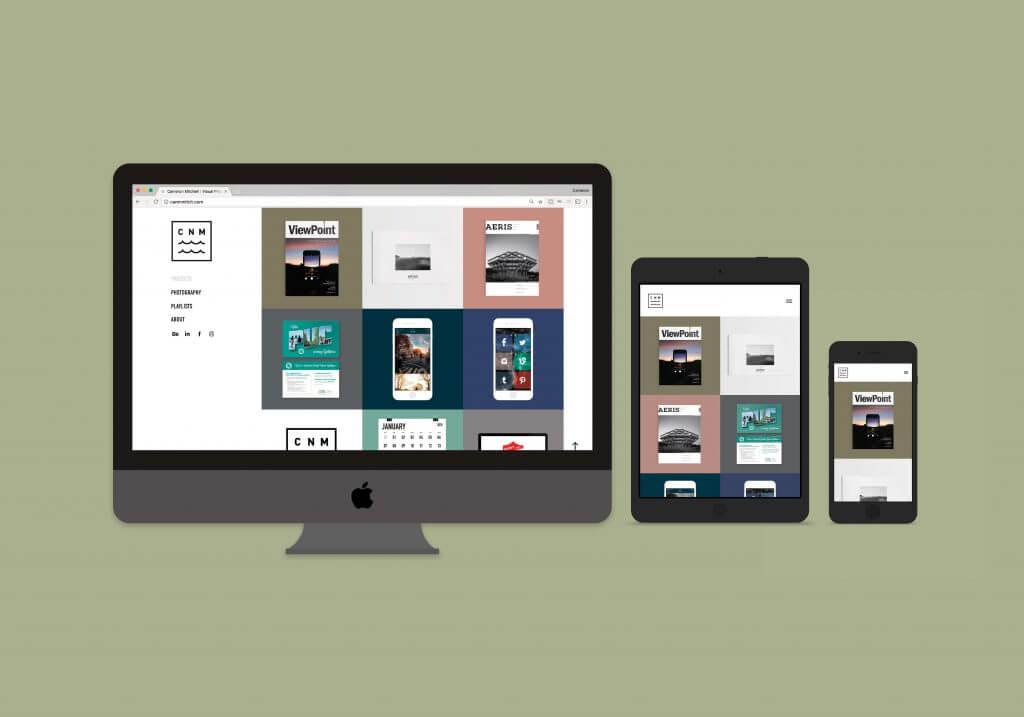 cameron mitchell design portfolio