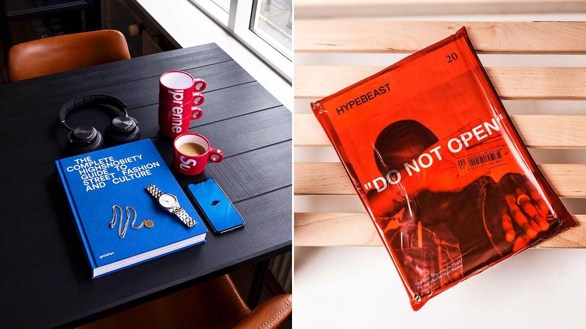 Hypebeast Books & Magazines