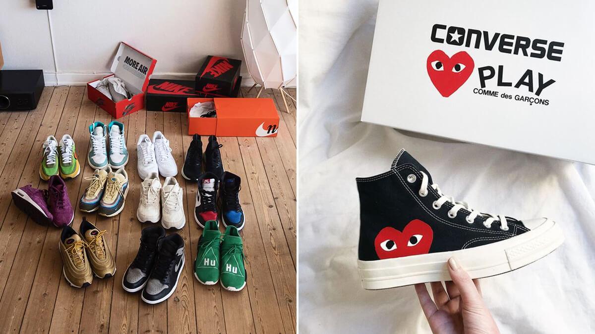 Hypebeast Shoes & Essential Sneakers