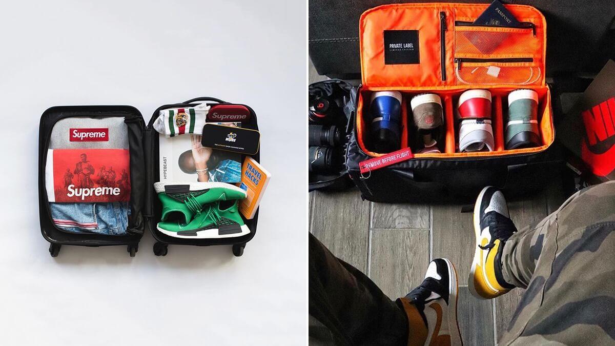 Streetwear Travel Carry