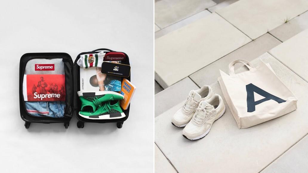Hypebeast Essentials for Room & Wardrobe