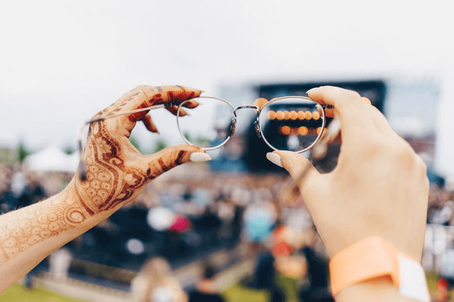 eyewear creative photography glasses lens