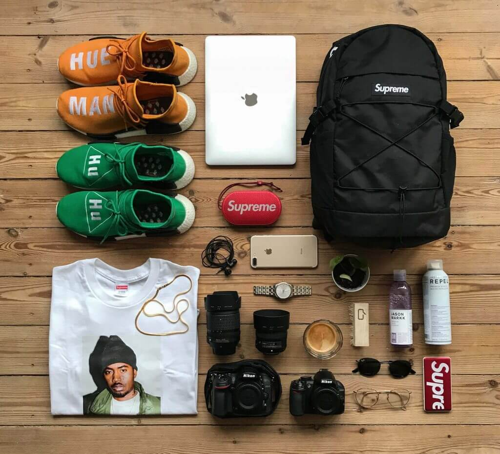 hypebeast essentials