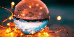lensball creative photo ideas