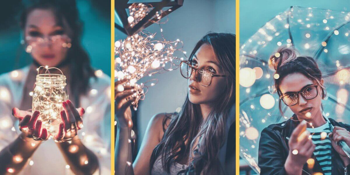How to Use Fairy Lights for Photography & String Light ...