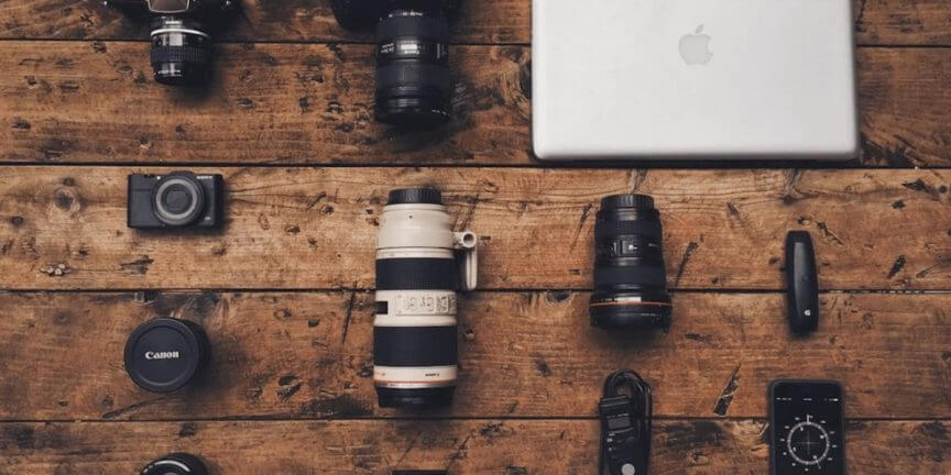 Adam Stanzak Camera gear essentials