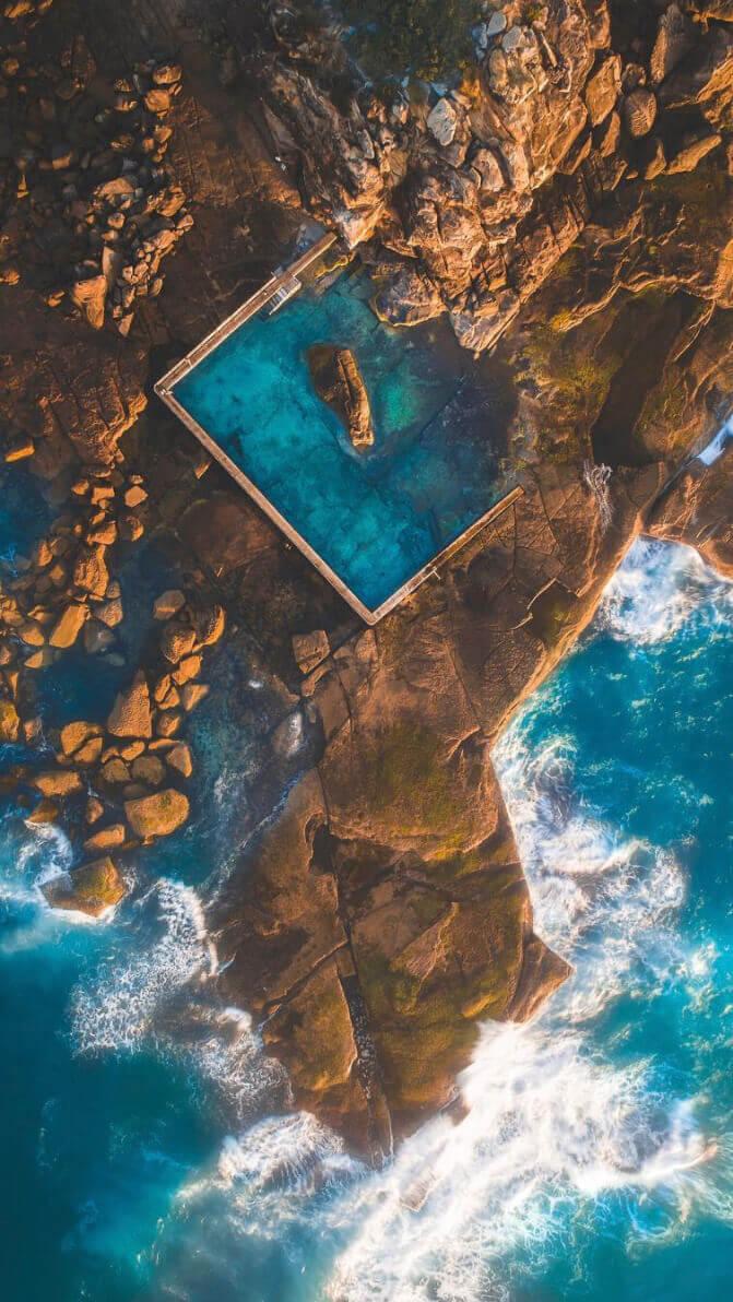 pat_kay australia drone pool