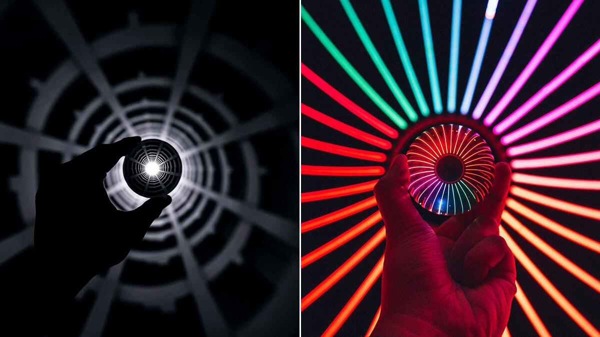 Lensball Photography Composition Tips