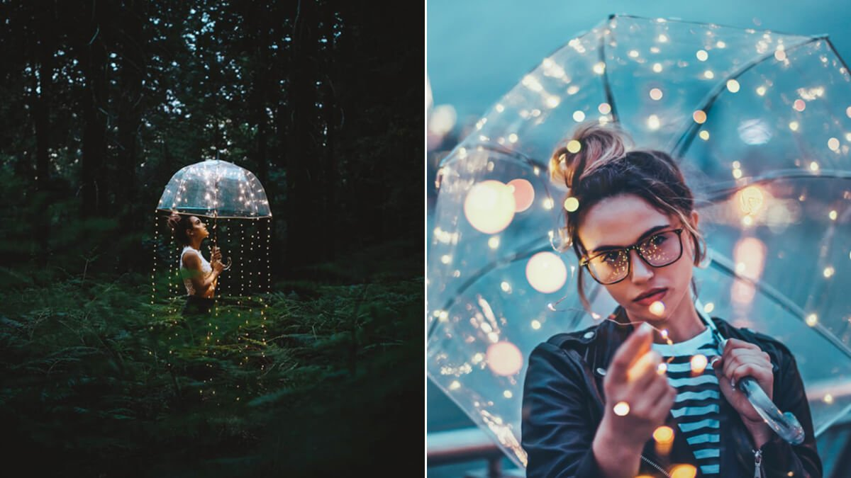 String Lights Photography