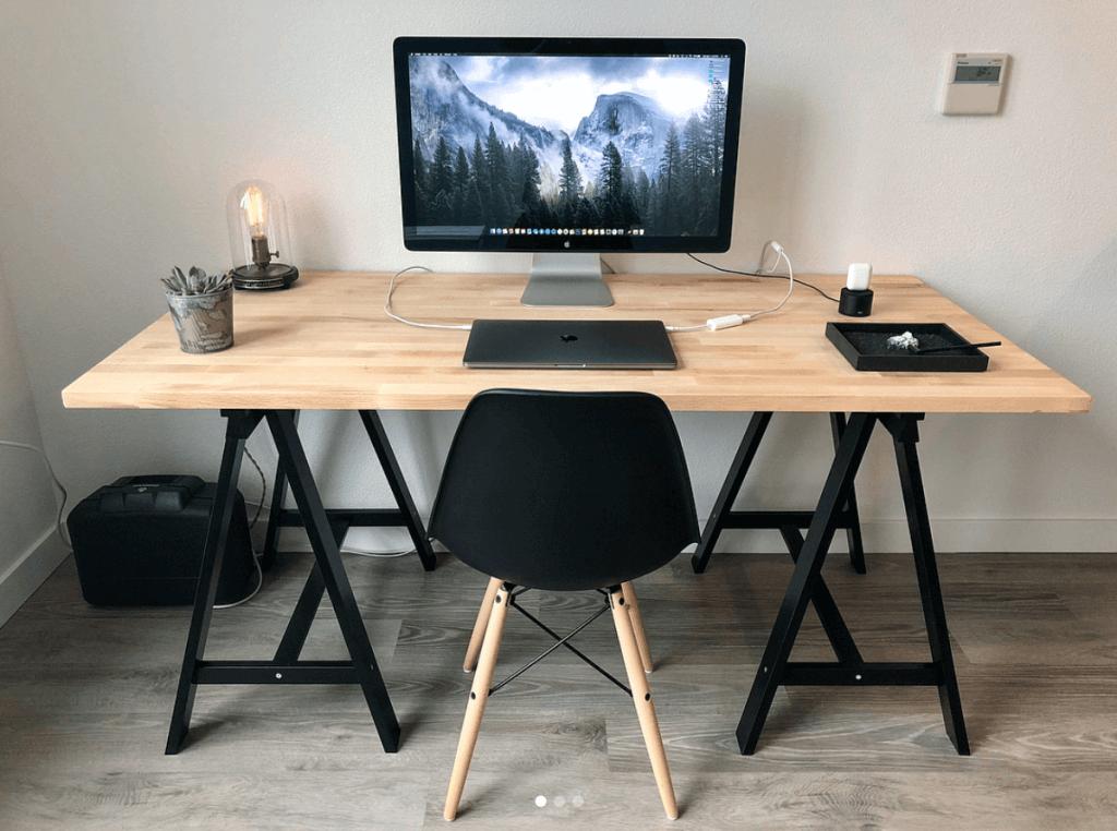Amazing 7 Best Minimalist Desk Setups For Your Workspace Gridfiti Download Free Architecture Designs Salvmadebymaigaardcom