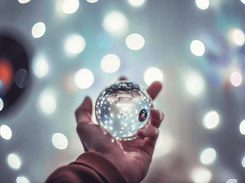 brandon woelfel lensball photo