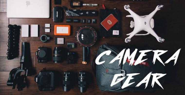 Rob Strok Camera Gear & tech essentials