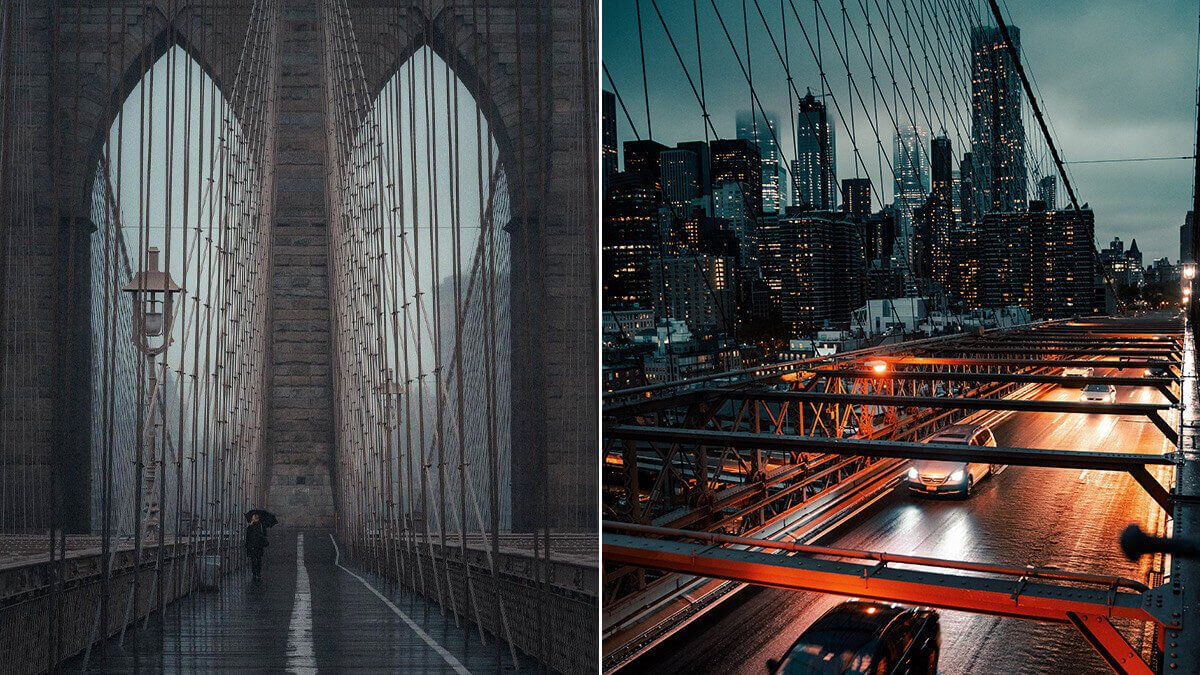 Brooklyn Bridge Photo Spot