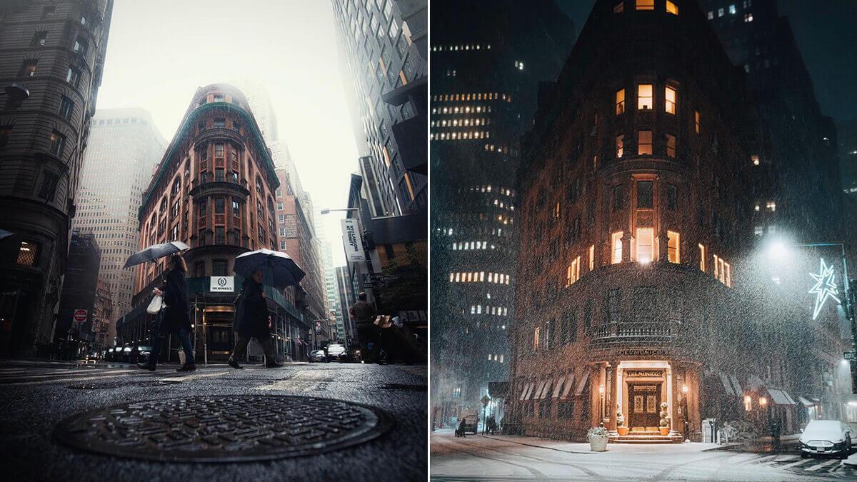 Delmonico's New York Photography