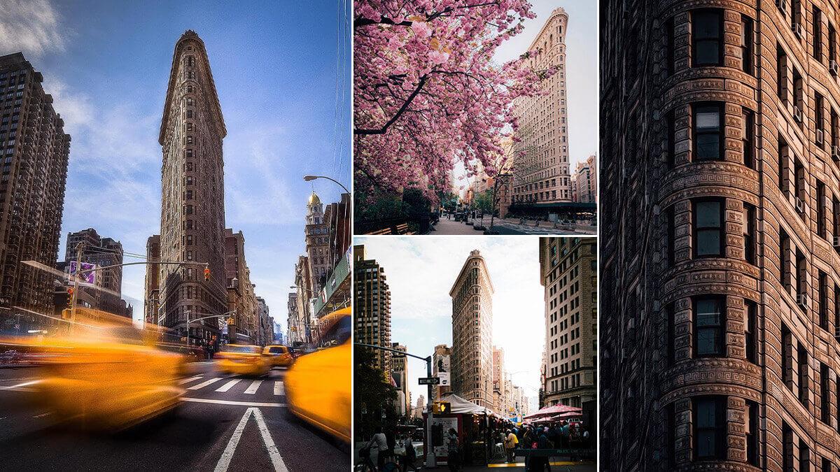 Flatiron Building NYC Photography Location