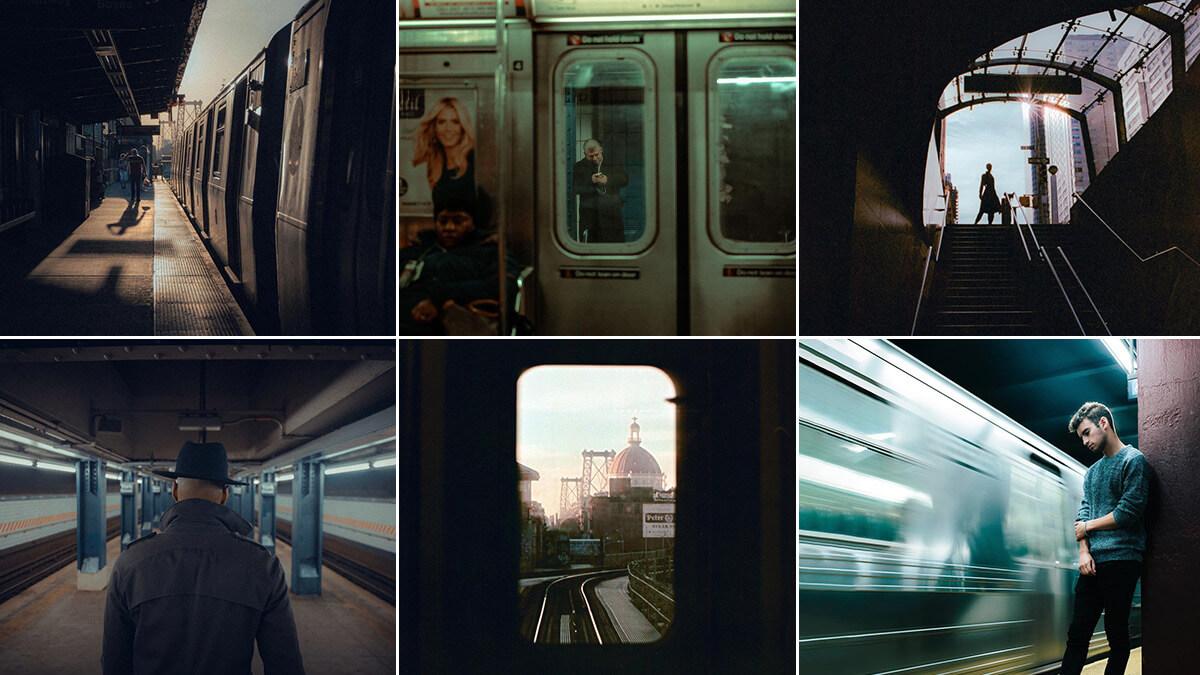 NYC Metro & Subway Photography