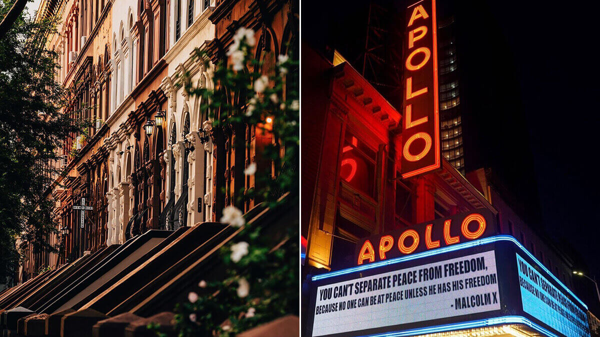 Streets of Harlem New York Photography