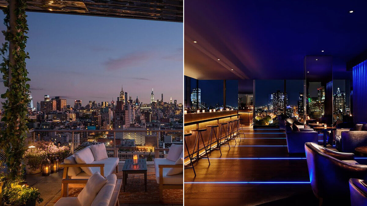 PUBLIC Hotel Rooftop Photography NYC