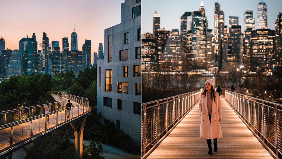 Squibb Park Bridge Photo Spot New York