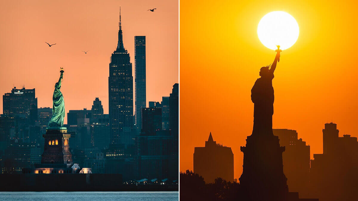 Statue of Liberty Photography