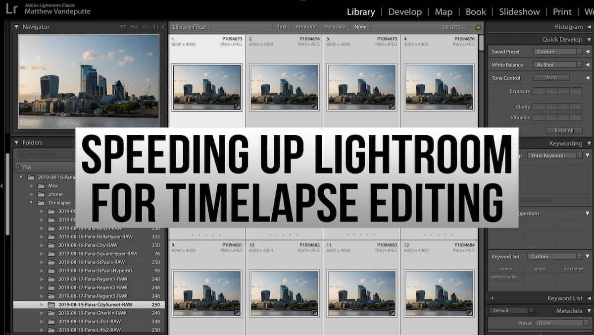 lightroom photo editing blog post