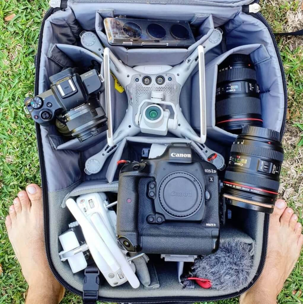 matjoez camera gear bag