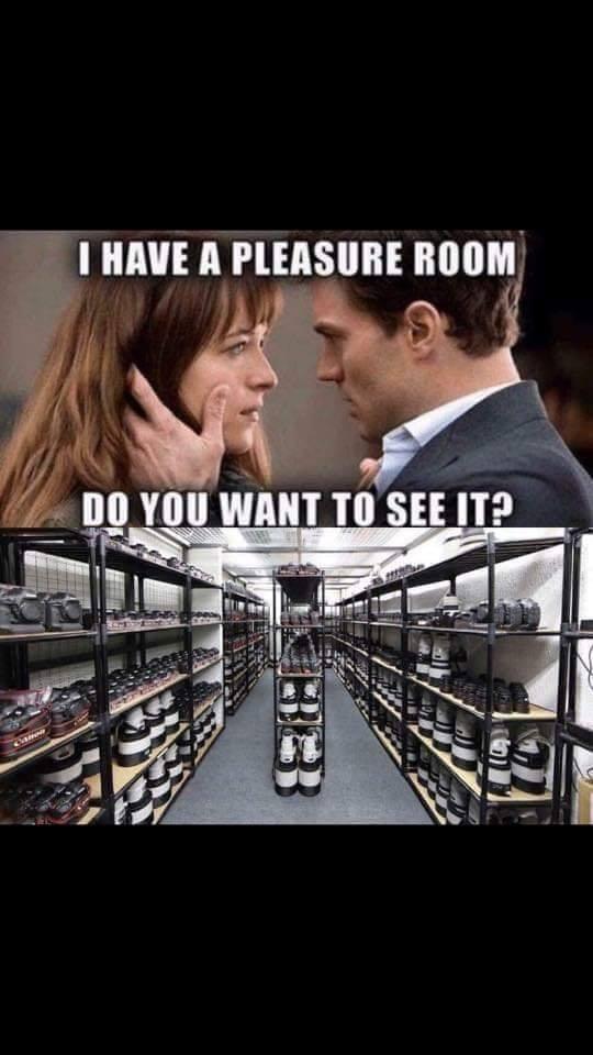 camera gear meme