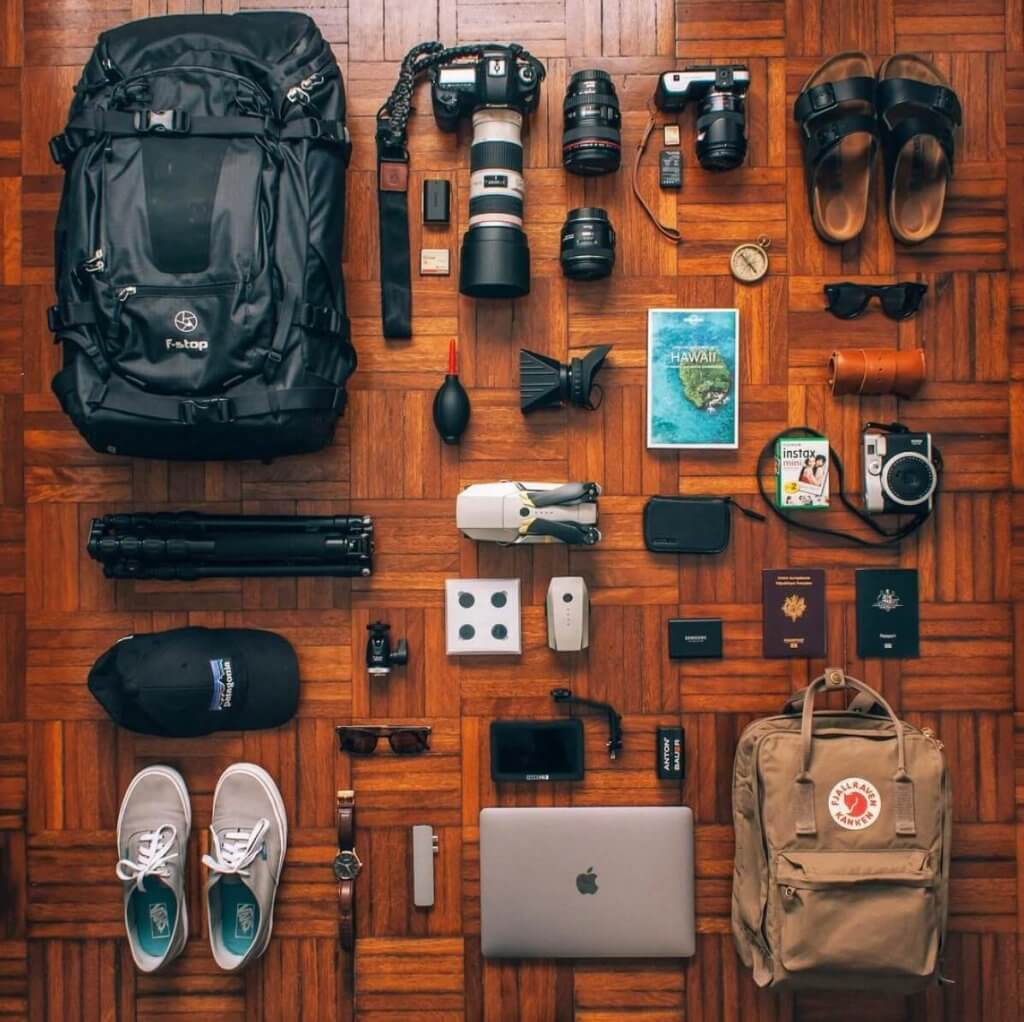what's in my travel camera bag 1