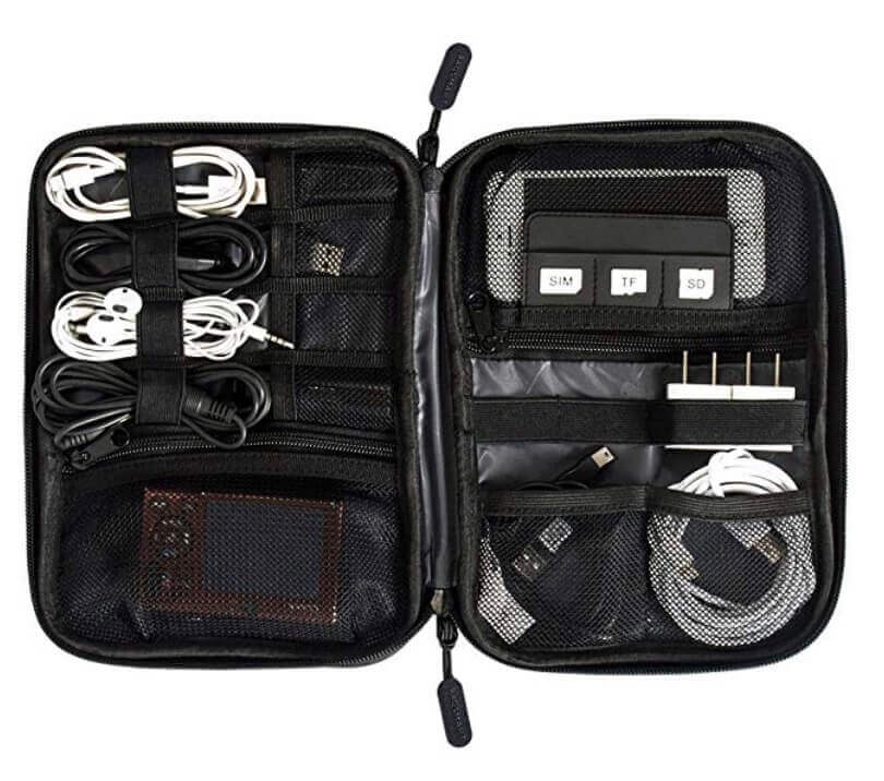 BAGSMART tech accessory organizer