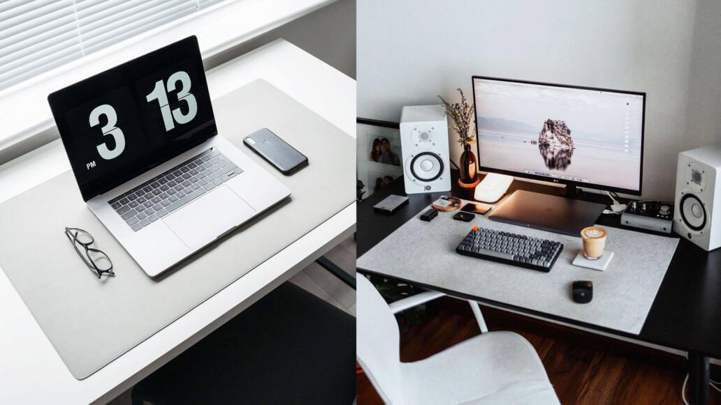 Best Desk Cover Ideas & Desk Mats