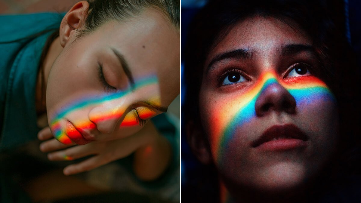 Colorful Rainbow Photography Prism