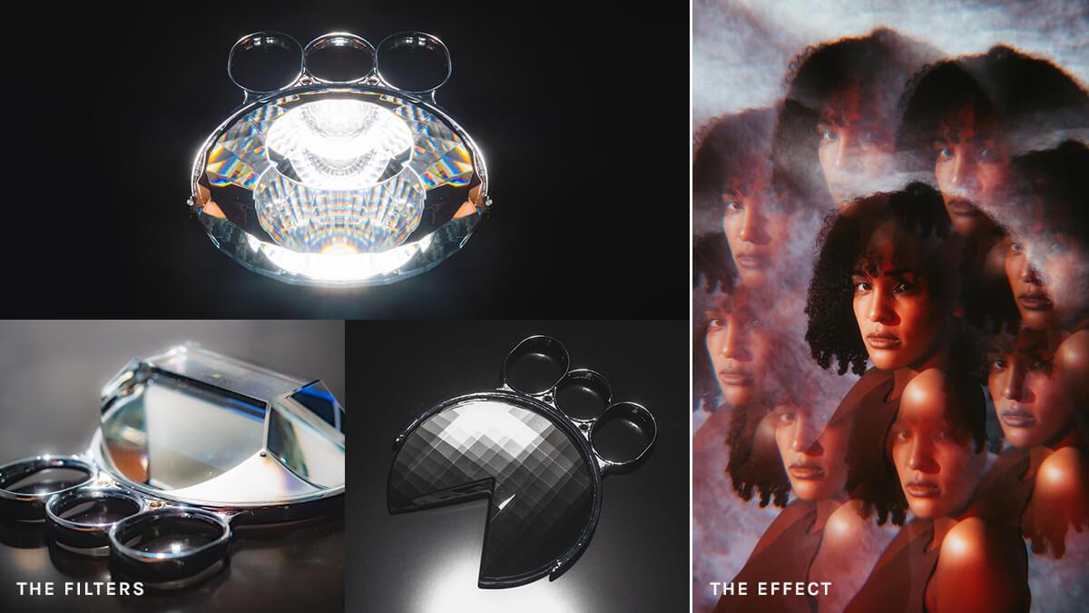 Fractal Filter & Kaleidoscope Lens