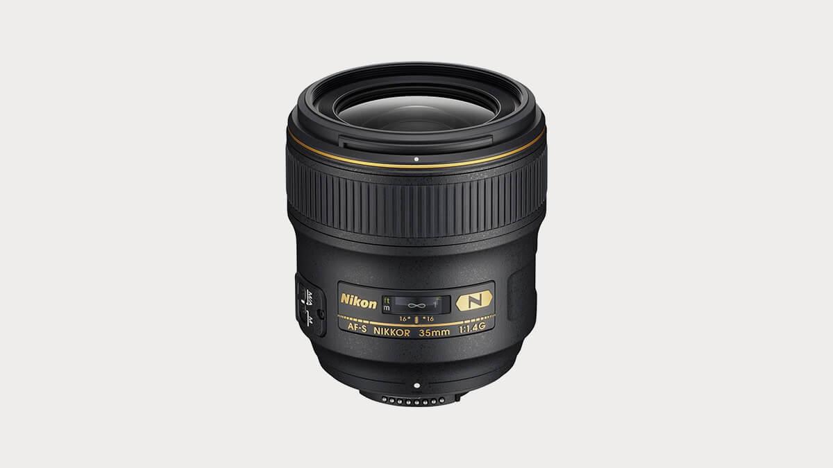 Brandon Woelfel Lens - 35mm