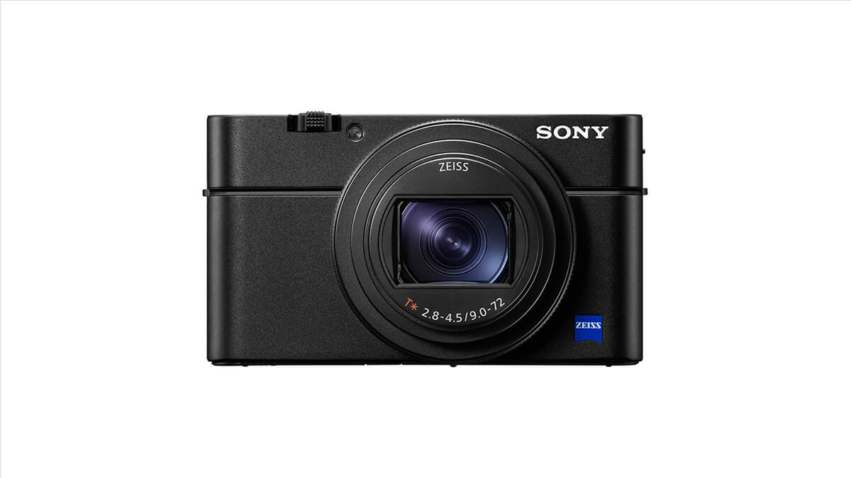 Casey Neistat point and shoot camera - Sony RX100 VII