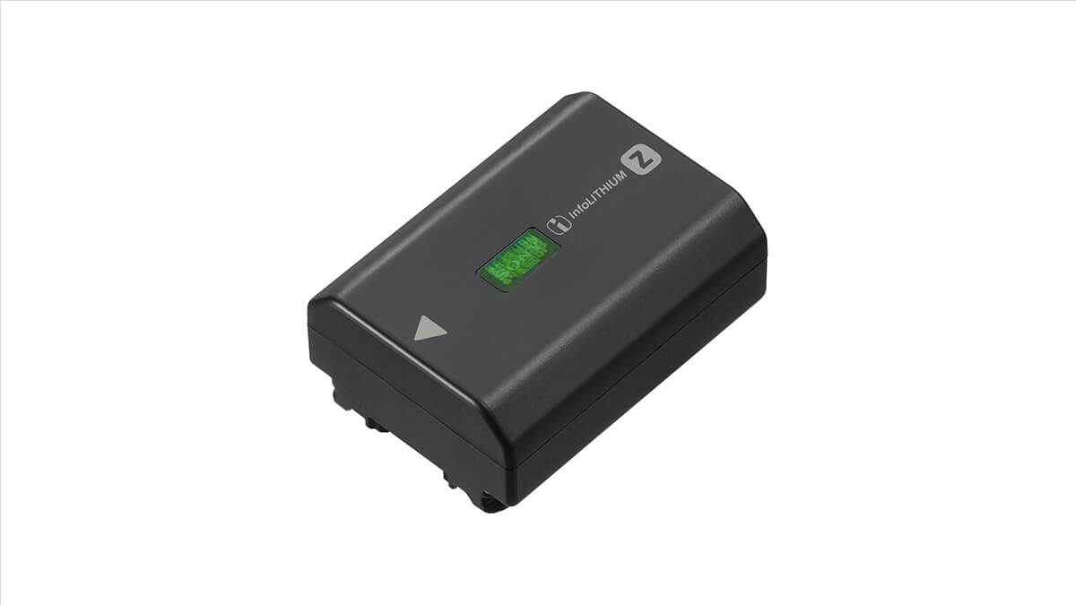Sony Vlog Camera Battery