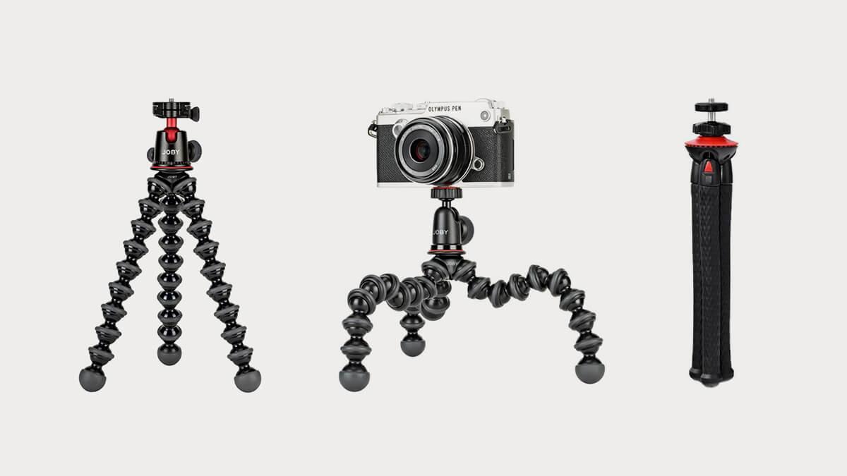 Flexible Vlogging Tripod