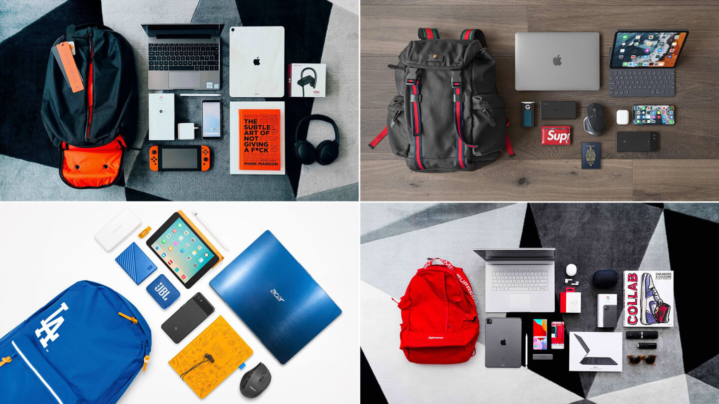 What's in my Tech Bag - Tech Bag Essentials