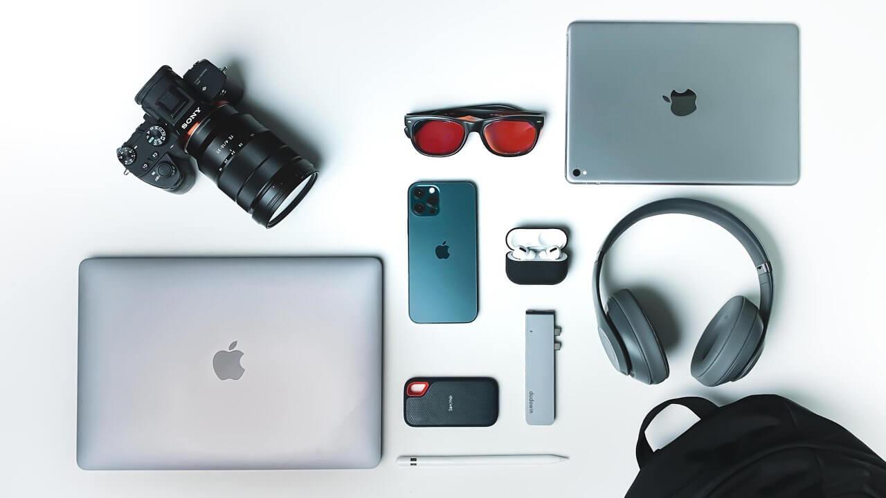 Photography & Videography Tech Bag