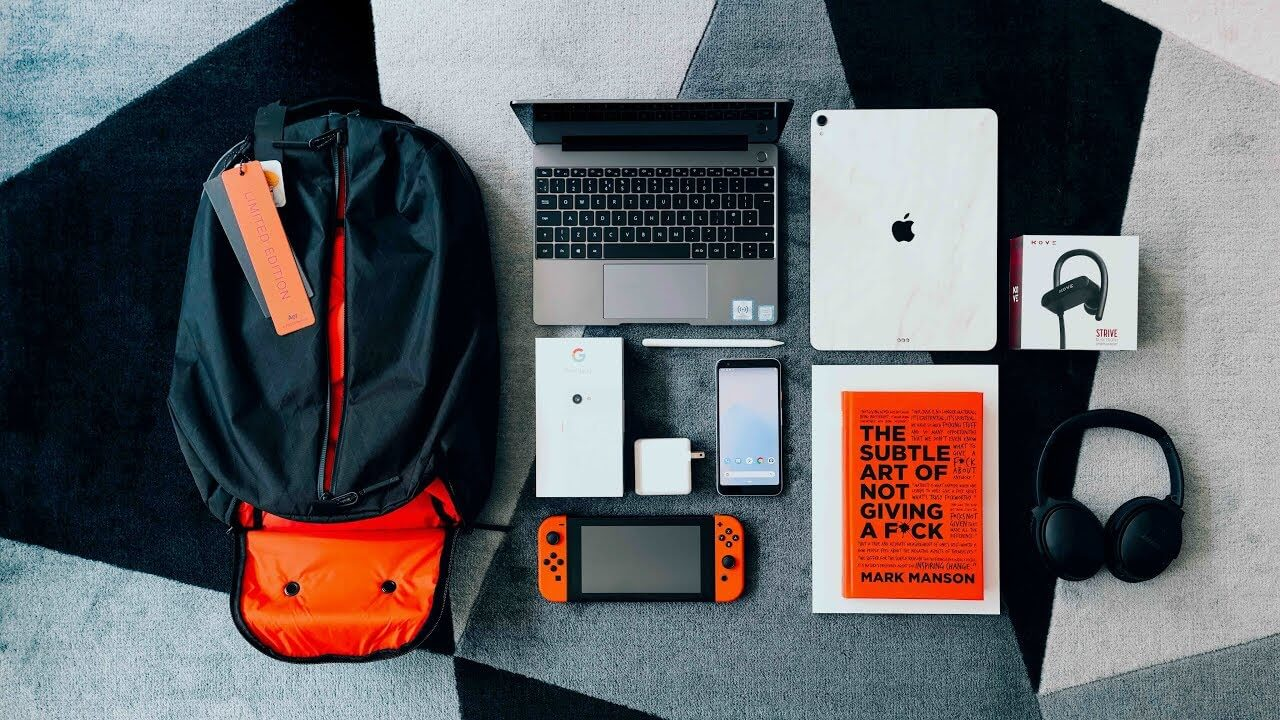 Everyday Tech Carry EDC