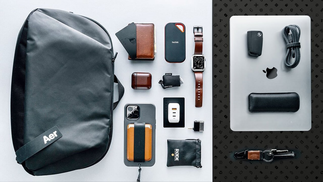 Tech Bag Essentials