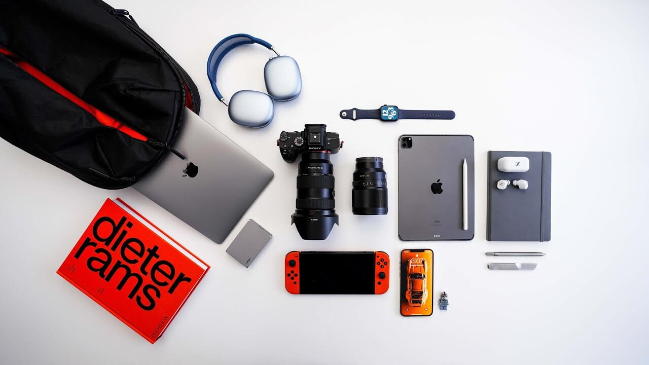 What's in my camera bag