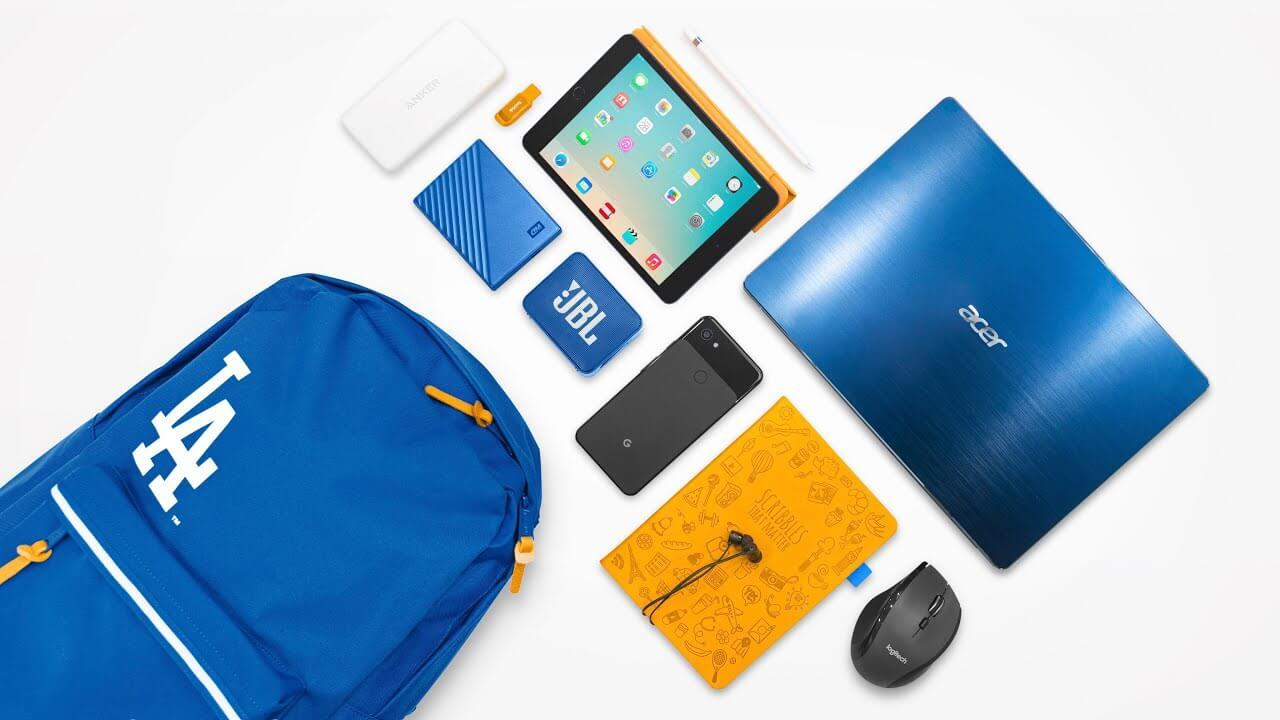Student Tech Bag