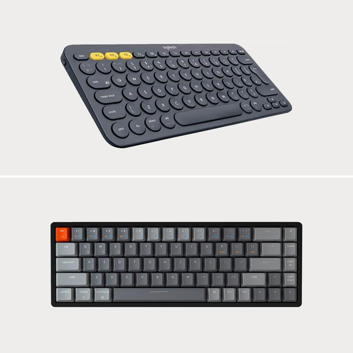 Wireless Tech Keyboard Essential