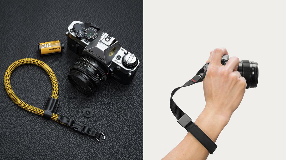 Adjustable Camera Wrist Strap