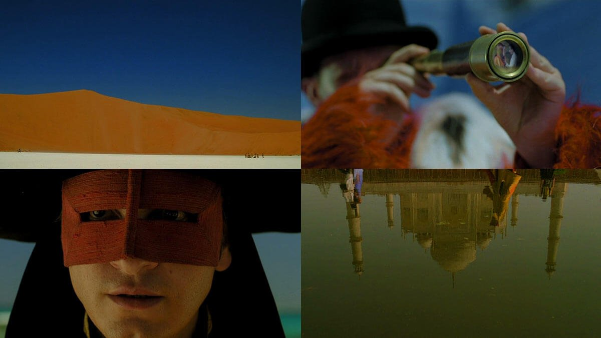The Fall Cinematography