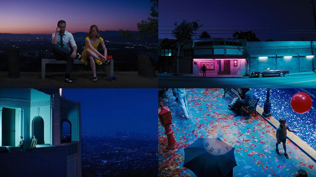 La La Land Cinematic Frames