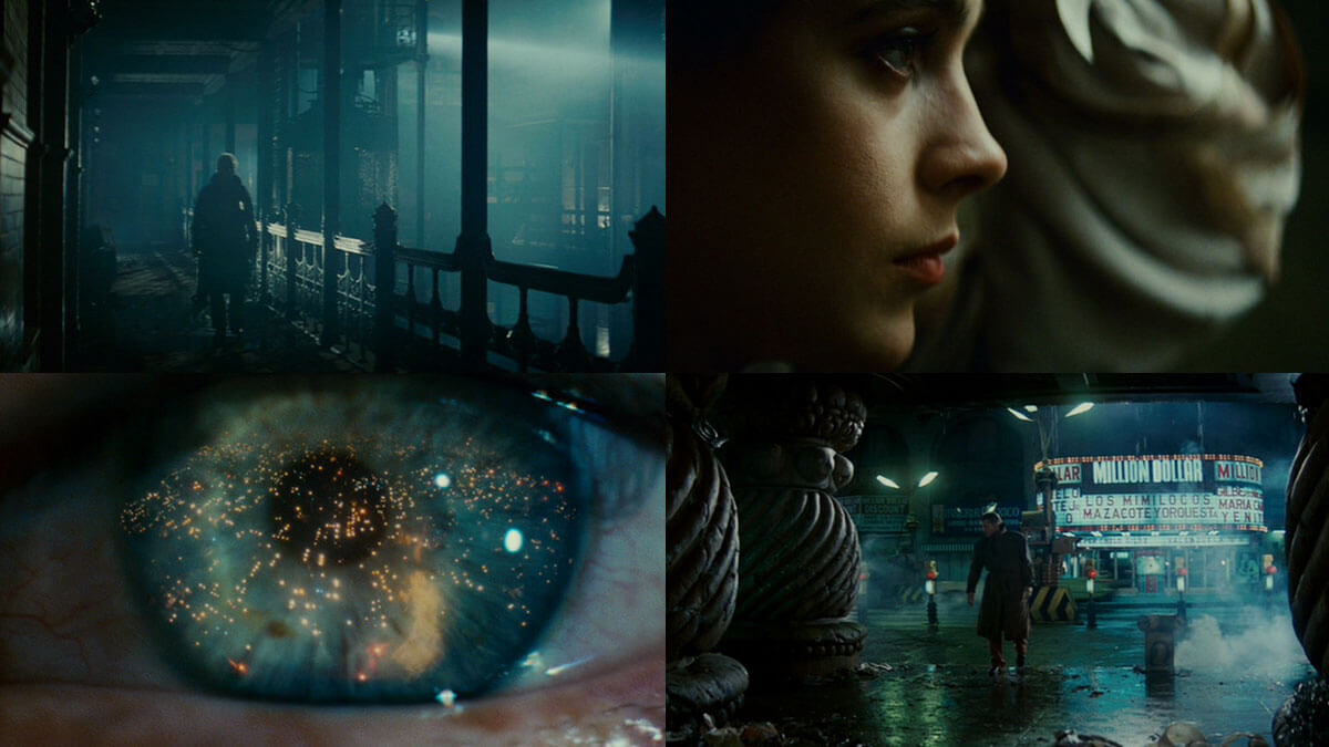 Bladerunner 1982 visuals
