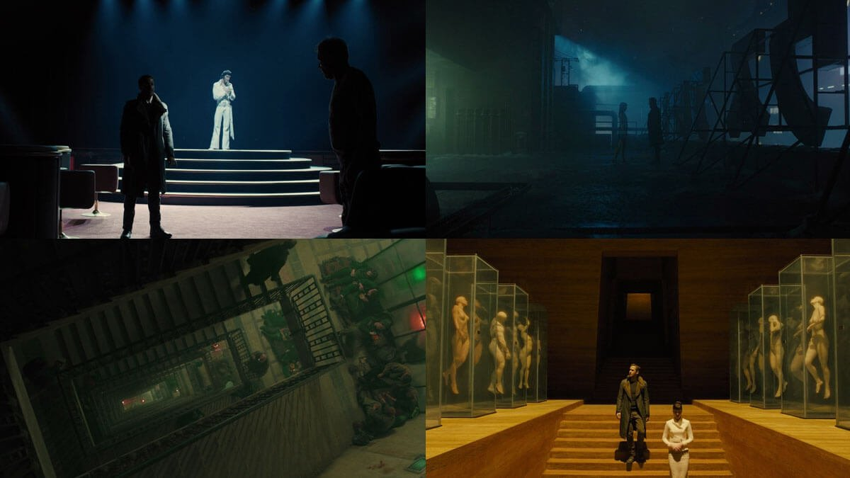 Bladerunner 2049 cinematic visuals
