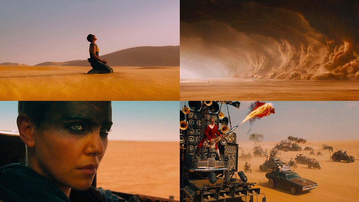 Mad Max Fury Road Film Stills